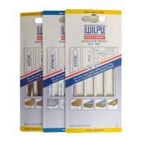 Пилки для лобзика WILPU