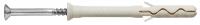 Дюбель-гвозди с потайной манжетой и гвоздем с электрооцинкованным покрытием Sormat LYT UK KP