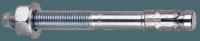 Клиновые анкеры из электрооцинкованной стали SORMAT S-KA