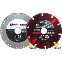 Алмазные диски (круги) по металлу GRAFF