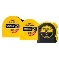 Измерительные рулетки Stabila
