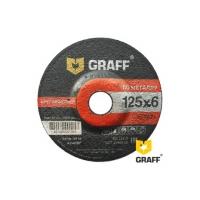 Зачистные круги по металлу GRAFF