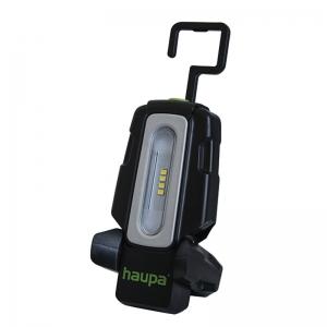 Фонарь светодиодный с двойным магнитом и подвесной ручкой HUPlight4 4 Watt HAUPA