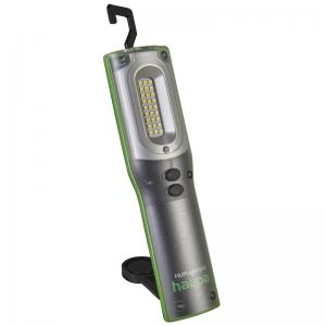 Фонарь светодиодный HUPlight10+3 с магнитом и высококачественным корпусом HAUPA