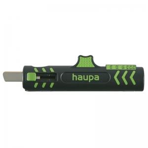 Универсальный инструмент (стриппер) для снятия изоляции (оболочки) 0,2-4 мм HAUPA