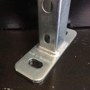 MPC-Консоль для м/профиля 38/40 720 мм оцинкованная MUPRO