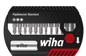 Набор бит (13 предметов) FlipSelector Standard Wiha