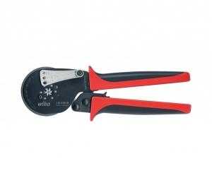 Инструмент автоматический обжимной для муфт, для оконцевания жил 210мм d 0,08-16 мм Wiha