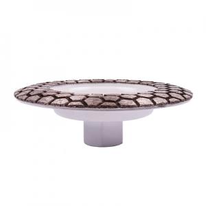 Алмазная фреза шлифовальная DGM-S 100/M14 Hard Ceramic 100/120 (Чистовая) DISTAR