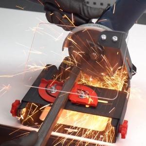 Приспособление (стойка) для болгарки (УШМ) Holder 115-125 Mechanic