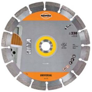Алмазный диск (круг) по бетону HAWERA (125*22,23)