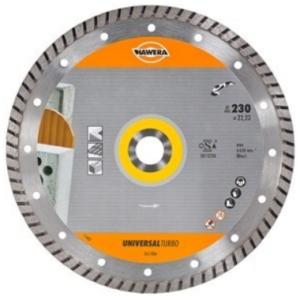 Алмазный круг (диск) HAWERA Universal Turbo для штробареза (180*22,23)