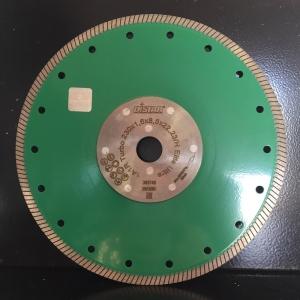 Алмазный диск (круг) 230 мм по граниту и мрамору TURBO ELITE ULTRA (5D)