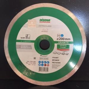 Алмазный диск (круг) 200 мм по граниту GRANITE (5D)