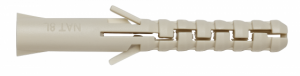 NAT 8L Дюбель нейлоновый Sormat с удлиненной распорной зоной 8х65