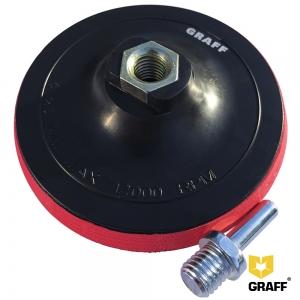Опорная тарелка 125 мм GRAFF