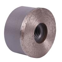 Алмазная гайка-фреза шлифовальная DGW-S 49/M14 Hard Ceramic 100/120 (Чистовая) DISTAR