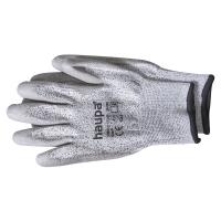 Перчатки защитные, 3 степень защиты, размер 10, серые HAUPA