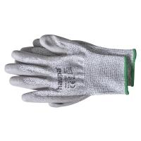 Перчатки защитные, 5 степень защиты, размер 10, серые HAUPA
