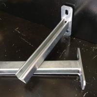 MPC-Консоль для м/профиля 28/30 240 мм оцинкованная MUPRO