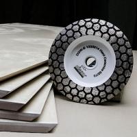 Алмазная фреза шлифовальная DGM-S 100/M14 Hard Ceramic 60/70 (Средняя) DISTAR