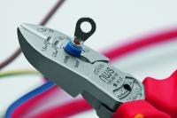 Бокорезы 190 мм VDE электрика (плюс)+ NWS