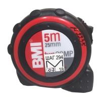Измерительная (строительная) рулетка BMI twoComp 5m*25mm (5 метров)