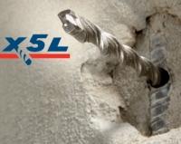 Бур (сверло) по АРМИРОВАННОМУ бетону Hawera SDS PLUS (30*400/450)