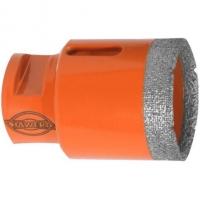 Алмазная коронка для сухого сверления керамики (20*35mm) Hawera