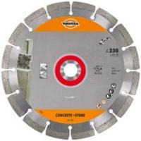 Алмазный круг (диск) по граниту и мрамору Hawera CONCRETE+STONE (125*22,23)