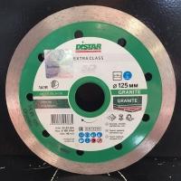 Алмазный диск (круг) 125 мм по граниту GRANITE (5D)