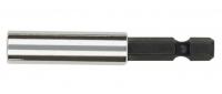 Держатель для бит (битодержатель) магнитный 60 мм WITTE