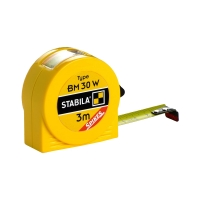 Измерительная (строительная) рулетка STABILA BM 30 W 3*16 мм (3 метра)