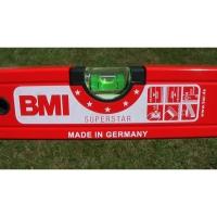 Уровень строительный профессиональный BMI Superstar 120 см
