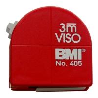 Измерительная (строительная) рулетка 3 метра BMI 405 VISO